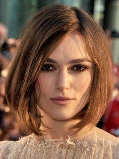 Celebrity Short Haircuts - Keira Knightley Short Haircut - Woman's Day