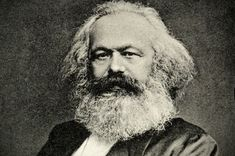 Don't you dare try to liberate Karl Marx's private intellectual property!