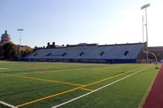 Fauver Stadium, University of Rochester - Photo Gallery This stadium gallery comes to you courtesy of College Football America editor-in-chief Matthew Postins. Fauver Stadium on the University of R...