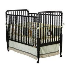 There is still nothing quite as simple and beautiful as a Jenny Lind crib.