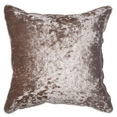 Gallery Royale Crushed Velvet Scatter Cushion