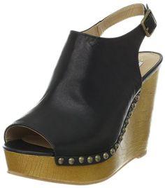 Steve Madden Women's Tryffle Wedge Sandal