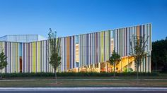 Perkins+Will completed the new 29,000-square-foot Albion Library to serve Toronto's diverse Rexdale neighborhood.