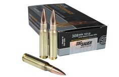 SIG SAUER® Introduces 308 Win Match Grade Elite Performance Ammunition - http://www.gunproplus.com/sig-sauer-introduces-308-win-match-grade-elite-performance-ammunition/
