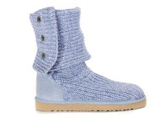Ugg Classic Cardy Boots 5819 Blue Sale