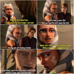 Anakin should have just left, damnit!! But that slave mentality trapped him for his entire life...