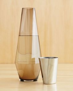 This Georg Jensen carafe is perfect to uplace on his bedside table for a midnight sip of water