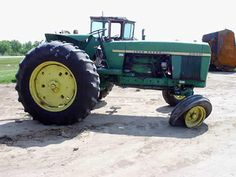John Deere 2840 tractor salvaged for used parts. This unit is available at All States Ag Parts in Black Creek, WI. Call 877-530-2010 parts. Unit ID#: EQ-24365. The photo depicts the equipment in the condition it arrived at our salvage yard. Parts shown may or may not still be available. http://www.TractorPartsASAP.com