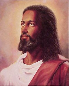 So I've seen an Asian and a Latin-American Jesus, I think it's high time for a black Jesus. I've included some classics, but there are plent...