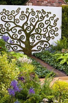 Garden Design   Landscape Design   Northamptonshire - Robin Ideson Design