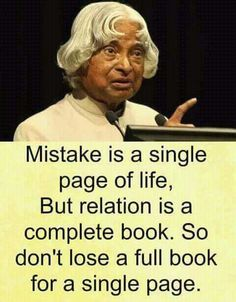 Apj kalaam Its depends on relationship Apj Quotes, Life Quotes Pictures, Inspirational Quotes Pictures, Real Life Quotes, Motivational Quotes For Life, Reality Quotes, Wisdom Quotes, Words Quotes, True Quotes