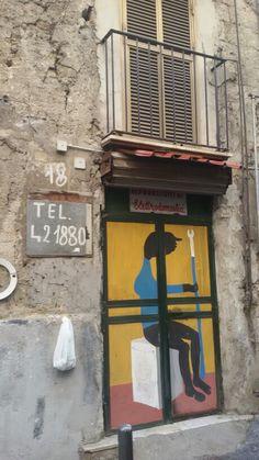 Vascio idraulico Quartieri spagnoli Napoli #appriessavascitour