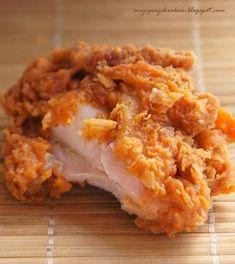 Chicken wings (recipe in Polish) B Food, Tiny Food, Good Food, Yummy Food, Kfc, Food Wishes, Healthy Breakfast Smoothies, Food Design, Food Inspiration