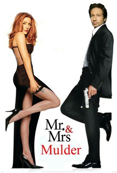 The X-Files / Mr. & Mrs. Smith