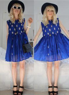 Sy klänning.