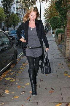 Kate Moss Blazer - Kate Moss Looks - StyleBistro
