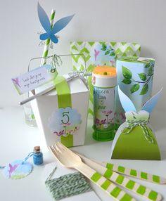 Uw kindje ook gek van #Tinkerbell, dan zijn deze Elfjes printables leuk om een verjaardag en #traktatie mee te versieren.