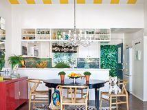 kitchen color leads