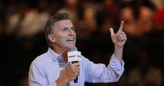 Macri anuncia parque de energia solar no norte da Argentina