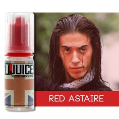 CLONE T-Juice Red astaire