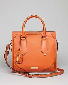 Burberry Satchel - Small Honeywood | Bloomingdale's