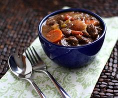 The-Best-Crockpot-Beef-Stew.Butter-with-a-Side-of-Bread-0681