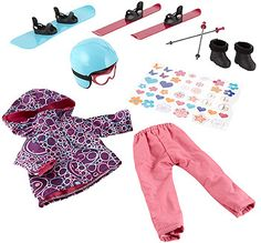 """Journey Girls Winter Adventure Set Accessory Pack - Toys R Us - Toys """"R"""" Us"""