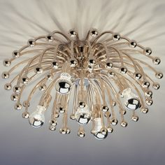 flush mount fixture | Jonathan Adler Large Anemone in Ceiling Lights & Pendants