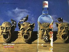 1995 USA   Smirnoff Magazine Advert