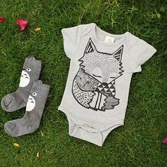 ea0ff399894 Click to Buy    New Toddler Boys Girls Baby Fox Romper Jumpsuit Playsuit  1PCS Outfits Clothes  Affiliate