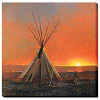 Native Americans Art | Wild Wings