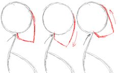 quick tips for head angles. Drawing Refrences, Drawing Tutorials, Etc. — Some quick tips for head angles.Drawing Refrences, Drawing Tutorials, Etc. — Some quick tips for head angles. Drawing Heads, Drawing Base, Drawing Drawing, Drawing Techniques, Drawing Tips, Art Tutorials, Drawing Tutorials, Drawing Reference Poses, Kissing Reference