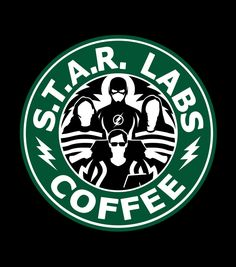 Star Labs coffee 'The Flash' Batwoman, Nightwing, Arrow Flash, O Flash, The Flashpoint, Heros Comics, Marvel Comics, Flash Funny, Flash Wallpaper