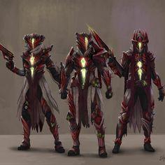 Destiny Fallen, Destiny Gif, Destiny Hunter, Love Destiny, Destiny Warlock, Destiny Bungie, Robot Concept Art, Armor Concept, Fantasy Armor