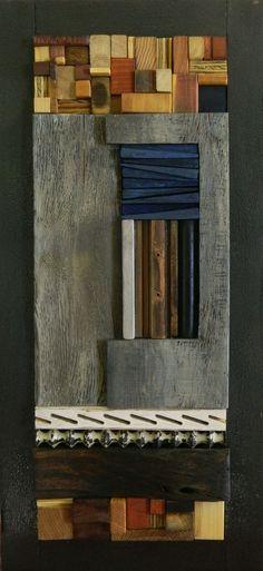 2nd Floor Window by Heather Patterson: Wood Wall Art