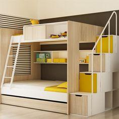 Boys Bunk Bed Rooms,bunk Bed Kids Room,children S Bedrooms