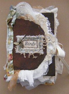 Birds Journal  Cover by yitte, via Flickr