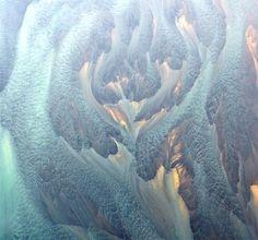 Aerial: Iceland
