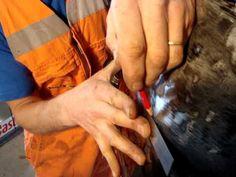 Deep dents: Car dent repair training 2: - YouTube