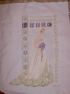 Bride!- finished in Celtic Ladies Forum