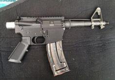 A Blueprint to Let Anyone 3-D Print an Open-Source Gun At Home http://3dprintmastermind.com/