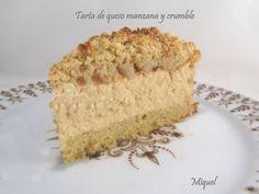 http://lesreceptesdelmiquel.blogspot.com.es/2015/05/tarta-de-queso-manzana-y-crumble.html