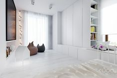 A simple and nice room for kids - Petit & Small