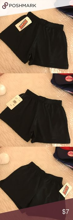 Black Shorts Never used. Size medium but it looks to small to be a medium. Not Nike Offers are welcome Nike Shorts