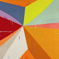 'Sooner than later',oil on canvas,36″ x 36″, 2013,  Deborah Zlotsky