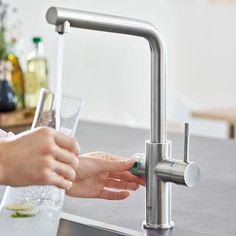 GROHE Blue® Home, gekoeld of bruisend water uit de kraan | Sanitairwinkel Blog