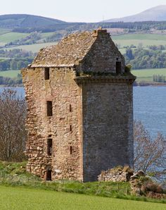 Castle Craig is a 16th-Century fortified tower, perched on a rocky outcrop of the Black Isle, on the shores of the Cromarty Firth.