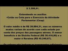 Brasil gasta mais de R$ 1  bilhão por ano com  salários e encargos  para...
