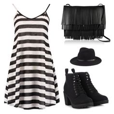 """""""Outfit Idea by Polyvore Remix"""" by polyvore-remix ❤ liked on Polyvore featuring Call it SPRING, rag & bone, Proenza Schouler and Boohoo"""