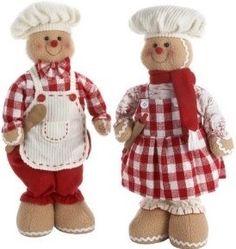 Gingerbread Dolls/Amazon.com------Camila Novoa